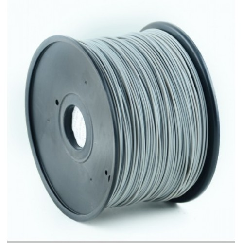 Filament ABS, 1.75mm, 1kg, Grijs, Gembird