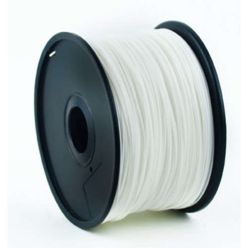 Filament ABS, 1.75mm, 1kg, Wit, Gembird