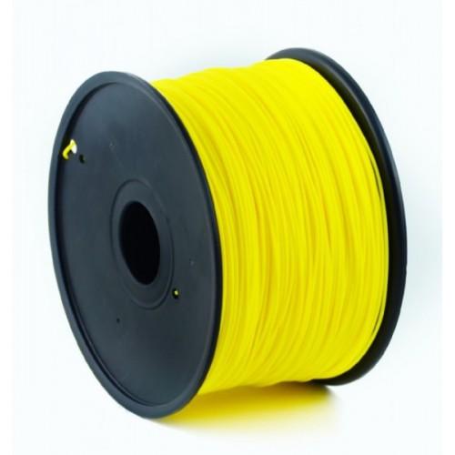 Filament ABS, 1.75mm, 1kg, Geel, Gembird