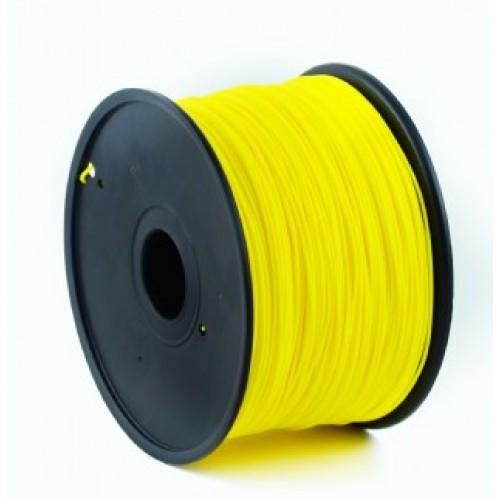 Filament PLA, 1.75mm, 1kg, Geel, Gembird