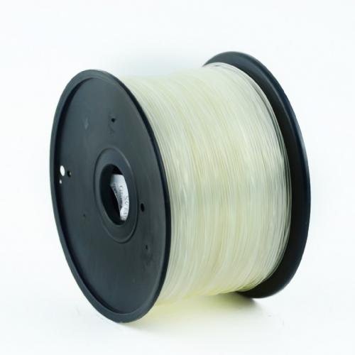 Filament ABS, 1.75mm, 1kg, Transparant, Gembird