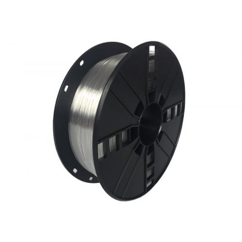 Filament PETG, 1.75mm, 1kg, Transparant, Gembird