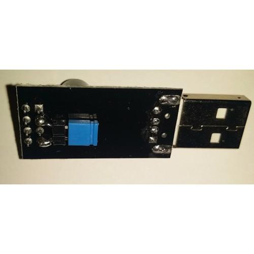 USB naar Serieel adapter voor ESP8266 board incl. flash jumper