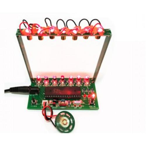 Bouwkit Laserharp