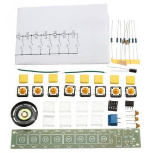 Bouwkit NE555 - Elektronisch Orgeltje