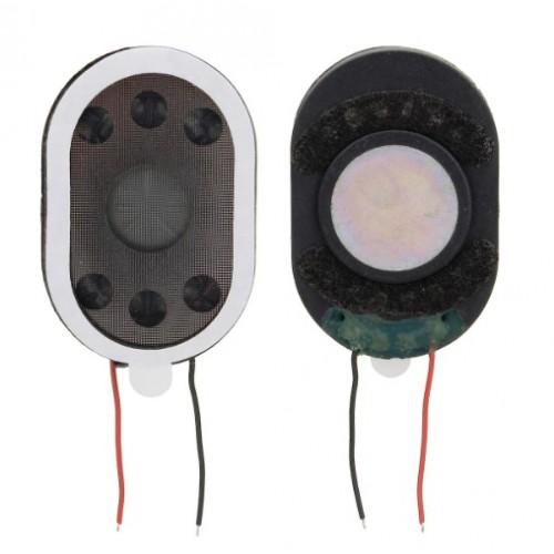 Mini-Speaker 1 watt, 8 ohm - Ovaal, 2 stuks