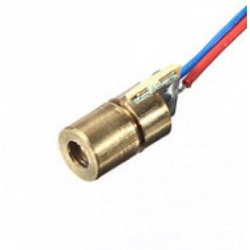 Laser Diode Rood 5V, 5mW, 2 stuks