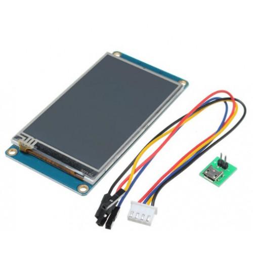 "TFT Nextion HMI Display 3,2"" Touch 400x240 Basic"