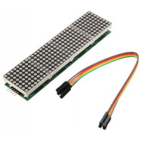 LED Matrix 32x8 - MAX7219
