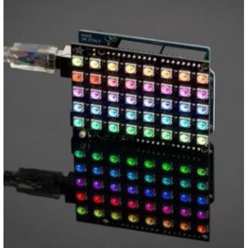 RGB LED Board 5x8 WS2812B