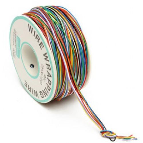 Wire Wrap Draad, 8 kleuren, ca. 250 meter