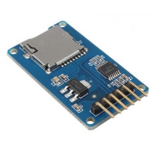 Micro-SD Kaartlezer