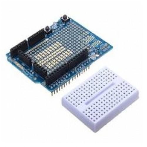 UNO Arduino Prototype Shield incl. Mini Breadboard