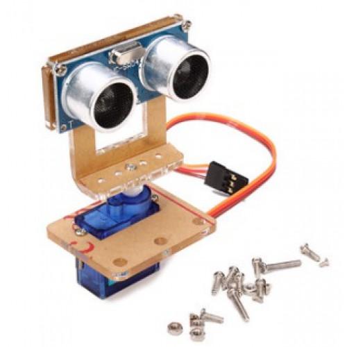 Bevestigings-Bracket voor Servo en Ultrasoon sensor