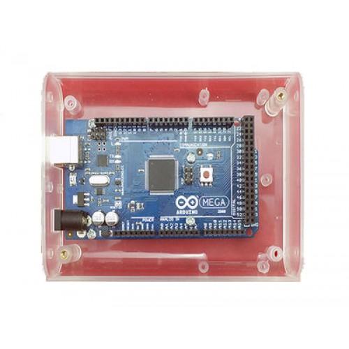 Behuizing, Transparant t.b.v. Arduino (Compatible) en PCDuino