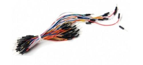 Jumper Kabel - 65 stuks - Breadboard