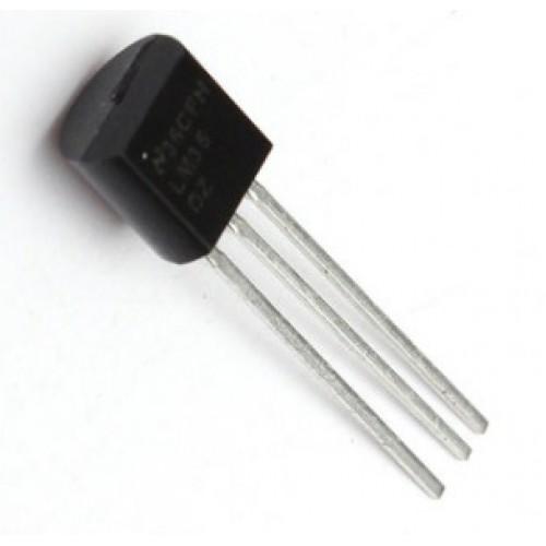 LM35 Analoge Temperatuursensor