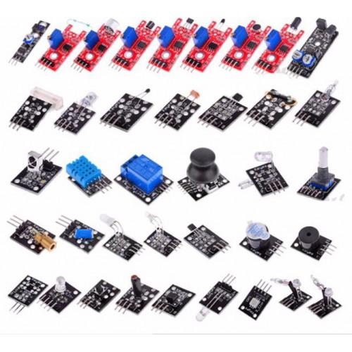 Sensorpakket - 37 Sensors Kit voor Arduino
