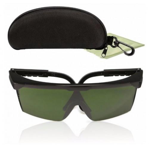 Beschermingsbril voor Laser (Blauw / Violet 360 - 550nm)