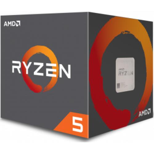 AMD Ryzen 5 - 2400G, Quad Core, 3,9GHz, S-AM4