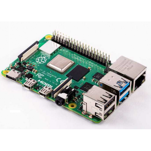 Raspberry Pi Model 4 B (4096MB)