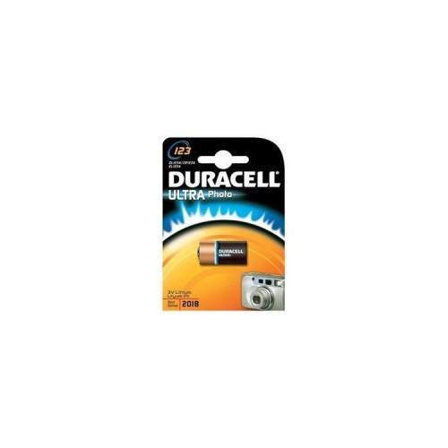 Batterij CR123A Duracell