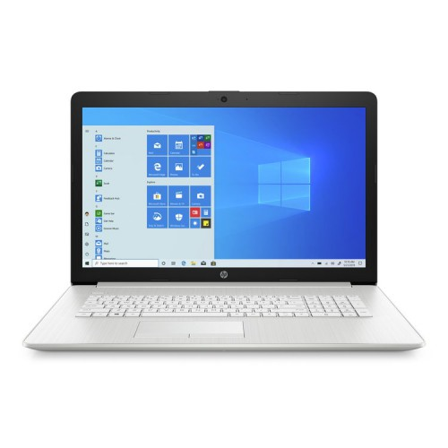 "17,3"" HP 17-by2000nd Intel i3-10110U - SSD"