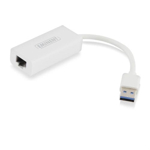 LAN USB Adapter 10/100/1000 Eminent EM1017