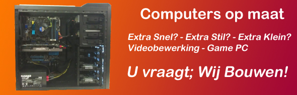 Computers op maat